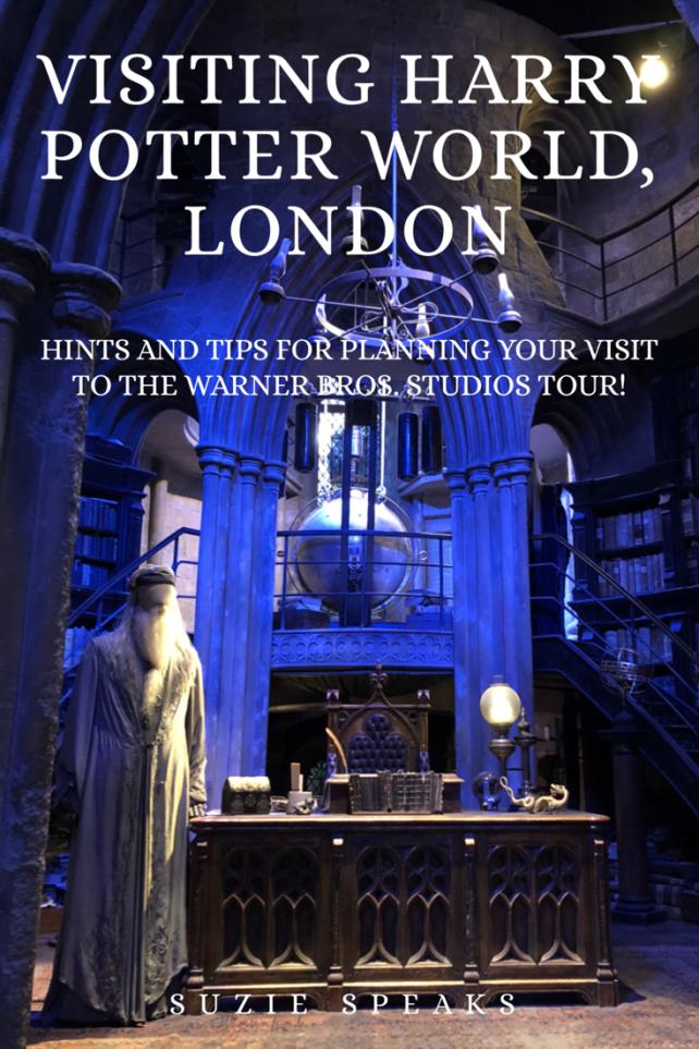 Visiting The Harry Potter Studios Tour Harry Potter Studio Tour Studio Tour Warner Bros Studio Tour