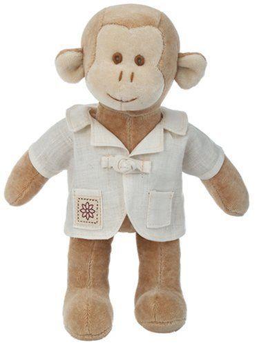 miYim Organic Plush Fairytale Collection...monkey