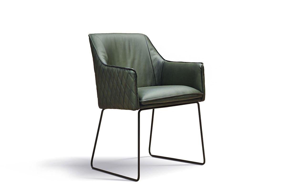 Lederstuhl Modern In Buffalo Echtleder Lederstuhle Stuhle Gartenstuhle