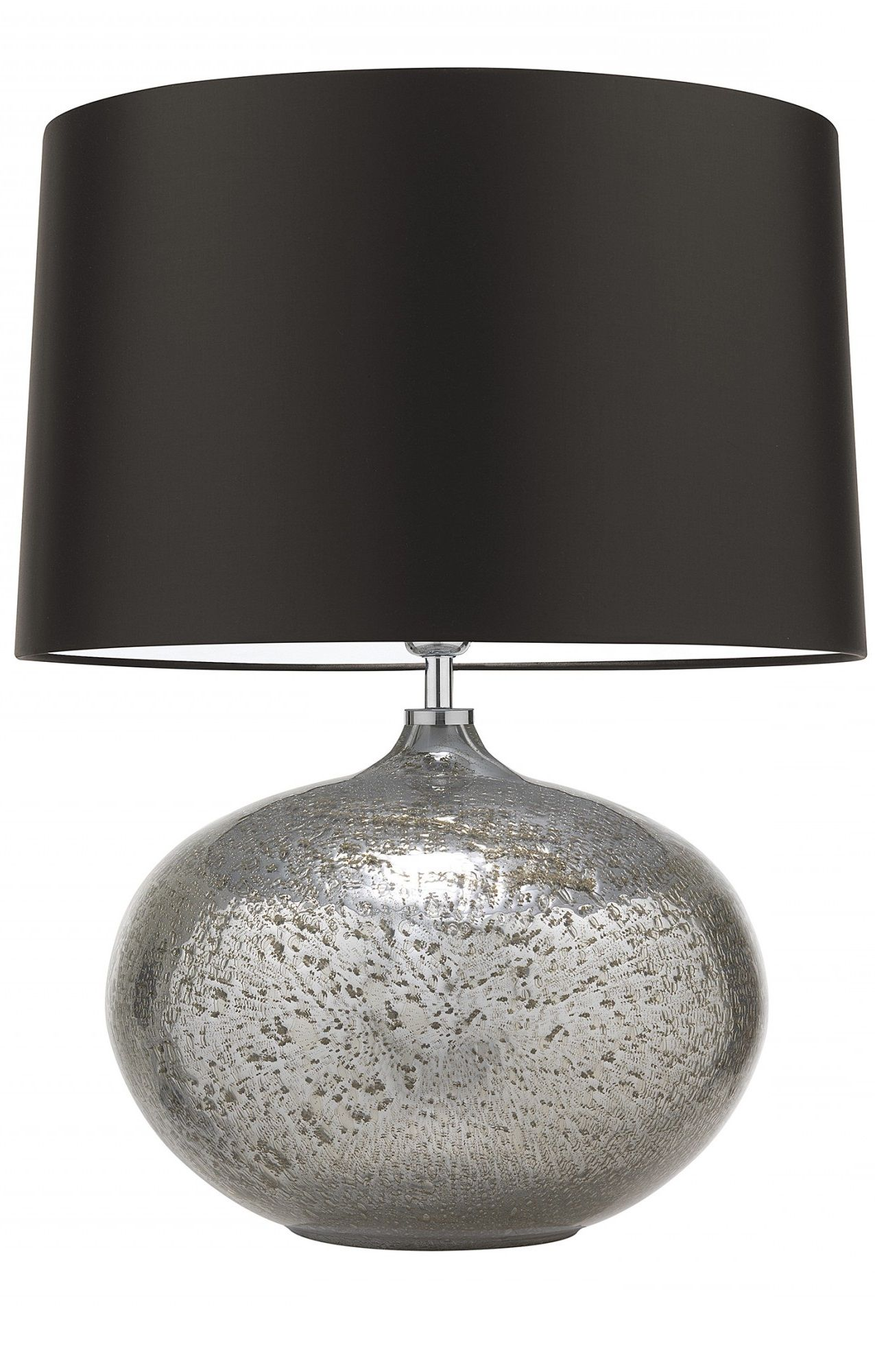 Silver Table Lamp Lamps Modern Contemporary