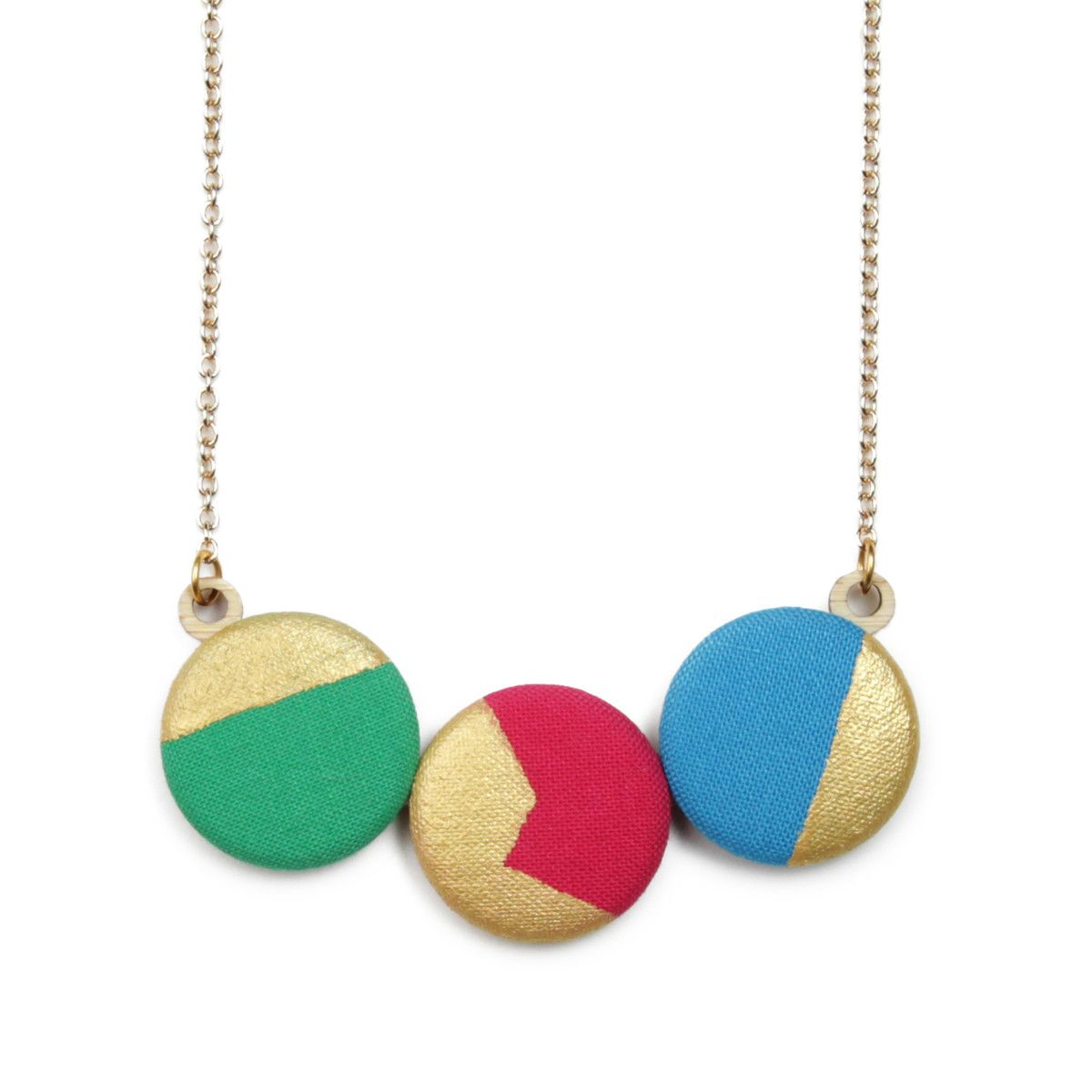 Fab hand painted necklace bright work pinterest