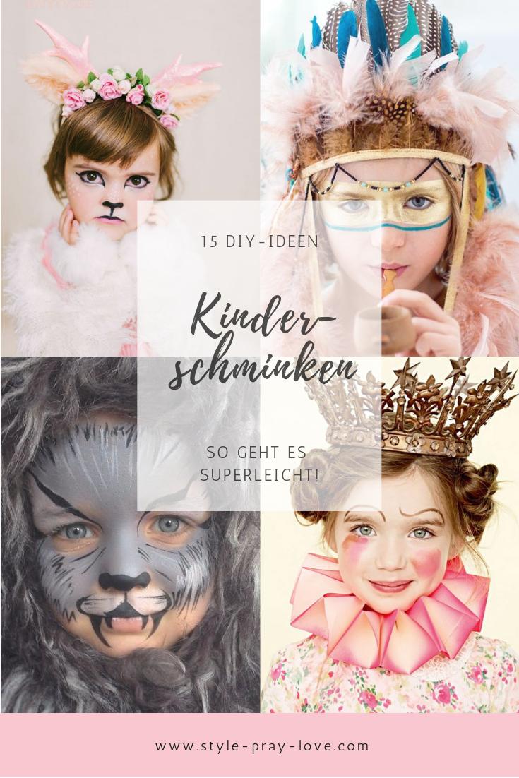 Photo of 15 DIY-Ideen: Schminken