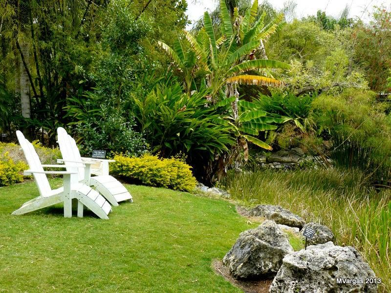 Charmant Peaceful Place To Sit And Enjoy The Beautiful South Florida Weather At Florida  Botanical Gardens Near