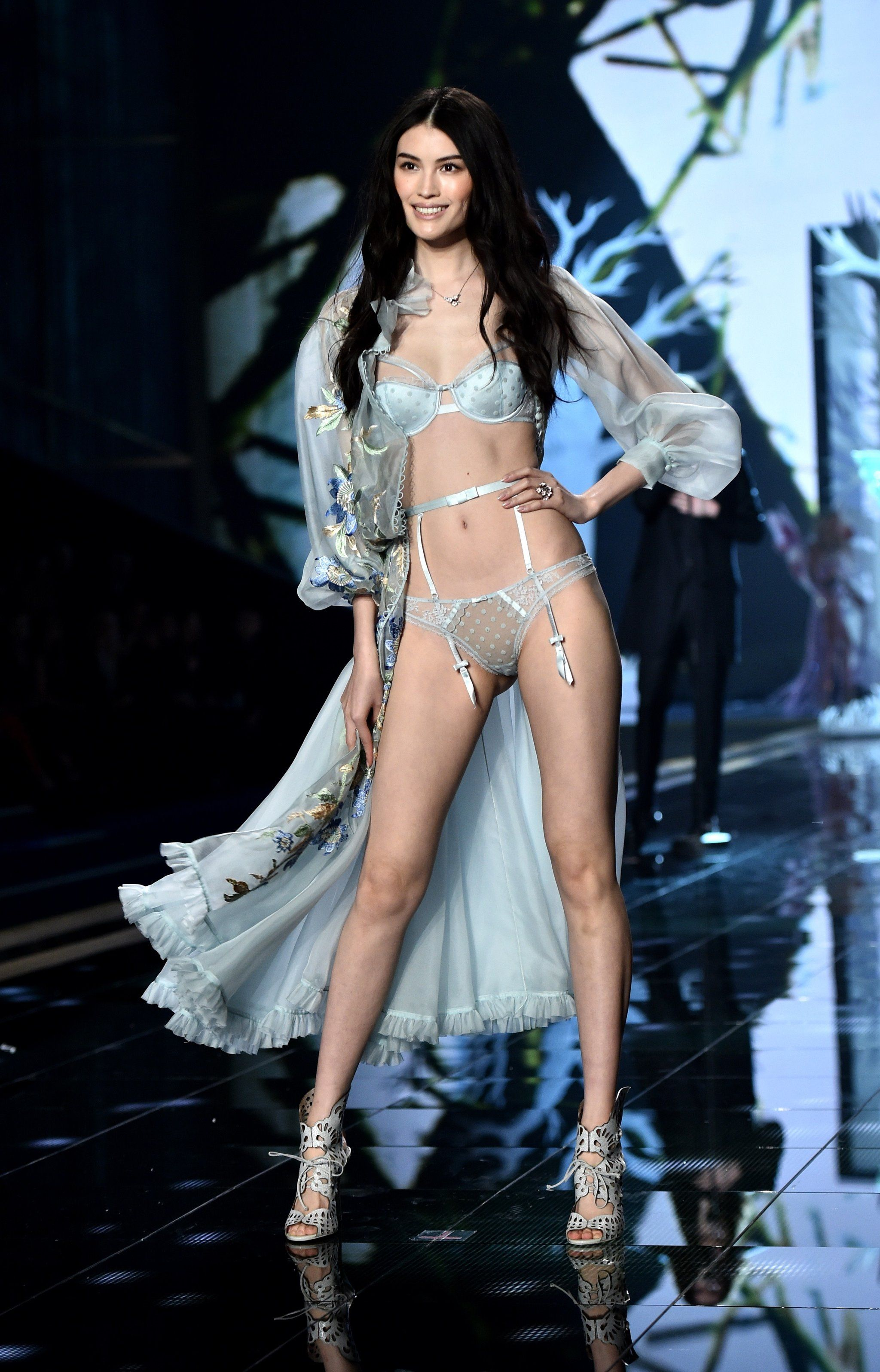 84049d038 See All the Victoria s Secret Fashion Show Sexiness!