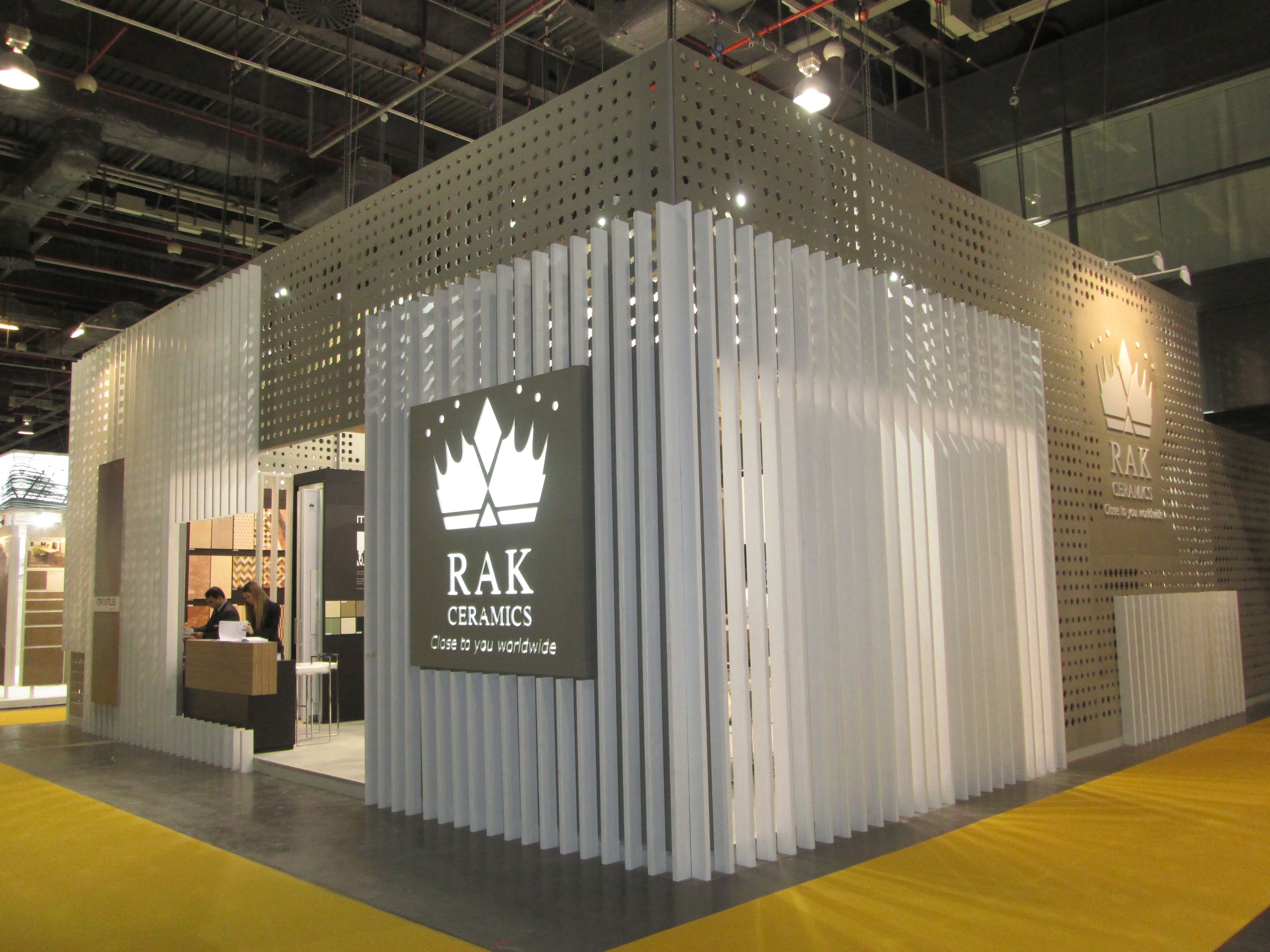 Rak Ceramics Showcases Latest Collections Cevisama Spain - In Addition Launching