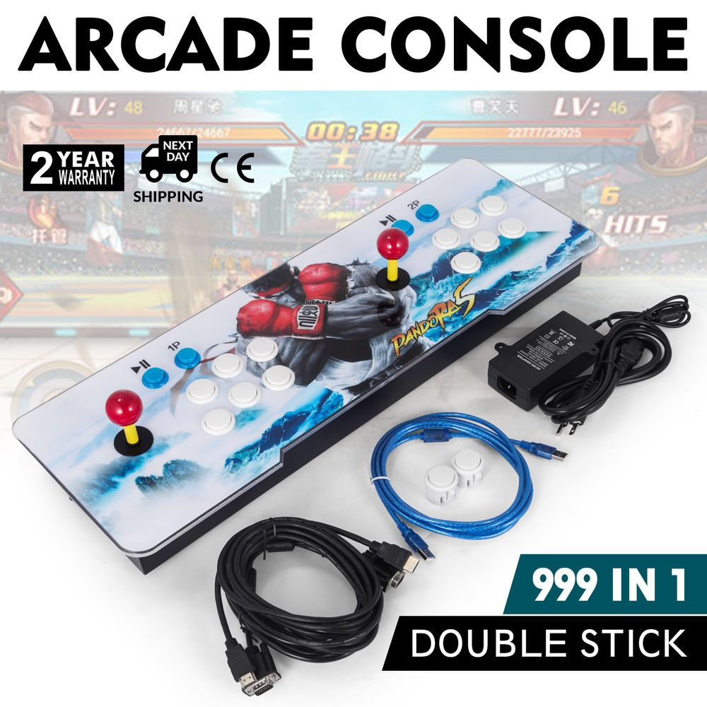 stick arcade pandora