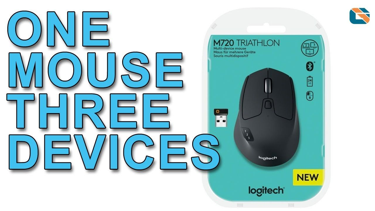 8fc01dd9c65 Logitech M720 Triathlon Multi Device Mouse Review | Geek YouTube ...