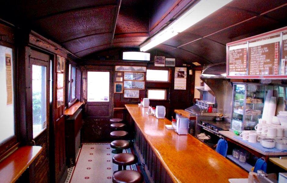 Inside Of Casey S Diner