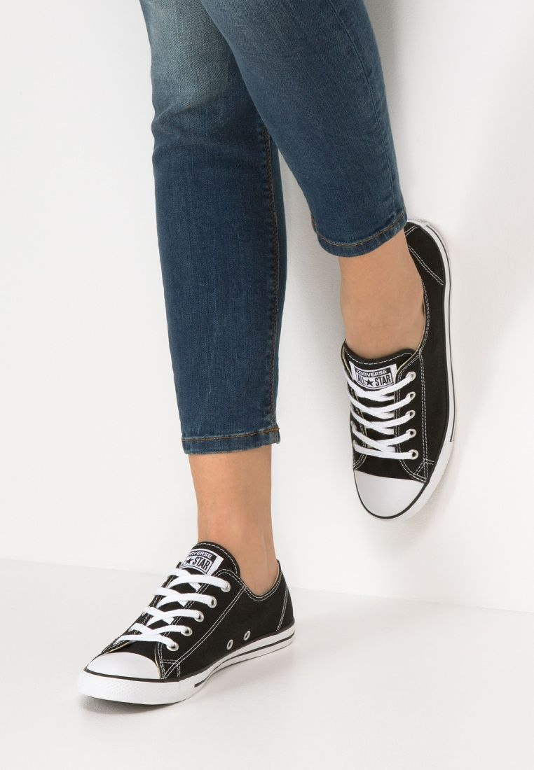 CHUCK TAYLOR ALL STAR - Baskets basses - black @ ZALANDO.BE ...