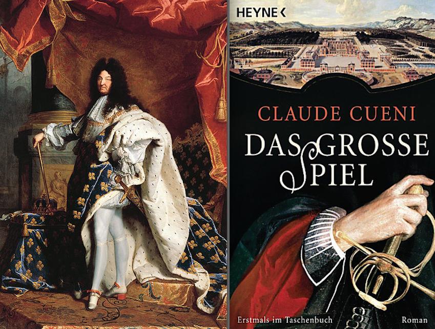 "Ludwig XIV., genannt ""der Sonnenkönig"" Klassischer Vertreter des höfischen Absolutismus. L'État, c'est moi! Geboren: 5. September 1638 Gestorben: 1. September 1715"