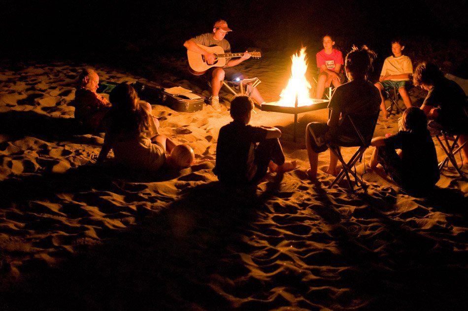 Campfire Games | Teaching | Camping games kids, Camping games, Cool