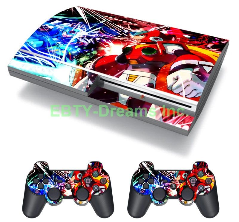 Pin on Playstation 3 FAT (PS3) Anime Video Game Decal Skins
