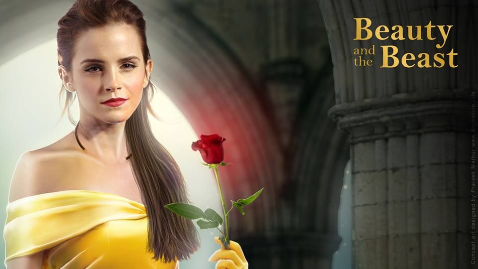 Beauty And The Beast Teaser Released Starring Emma Watson