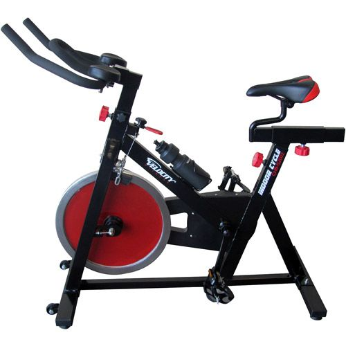 Velocity Fitness Red Black Indoor Cycle Review