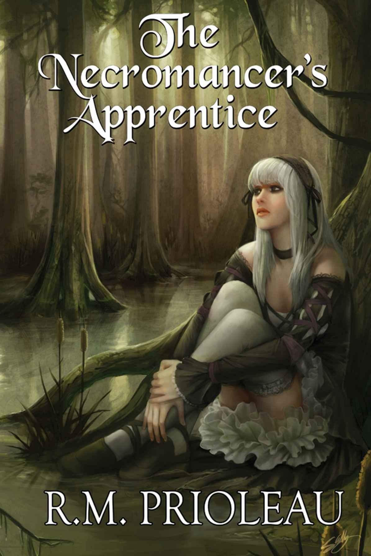 Amazon: The Necromancer's Apprentice Ebook: Rm Prioleau: Kindle Store