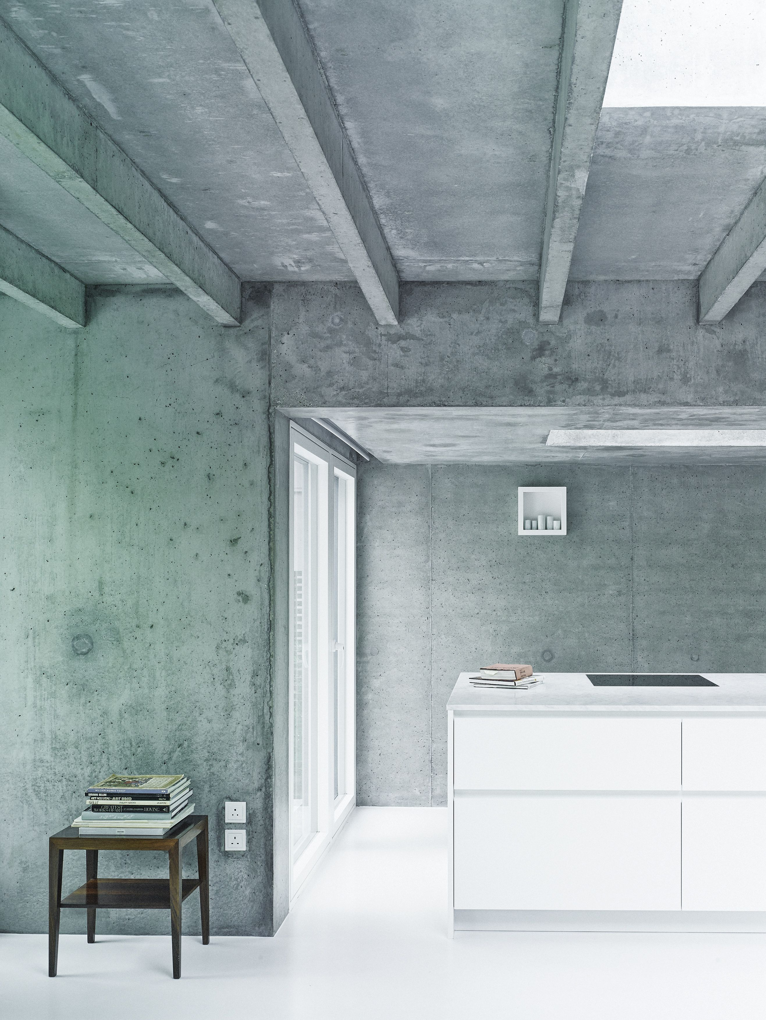 Covert House Clapham London By Dsdha Modern Apartment Design House Grand Designs Houses