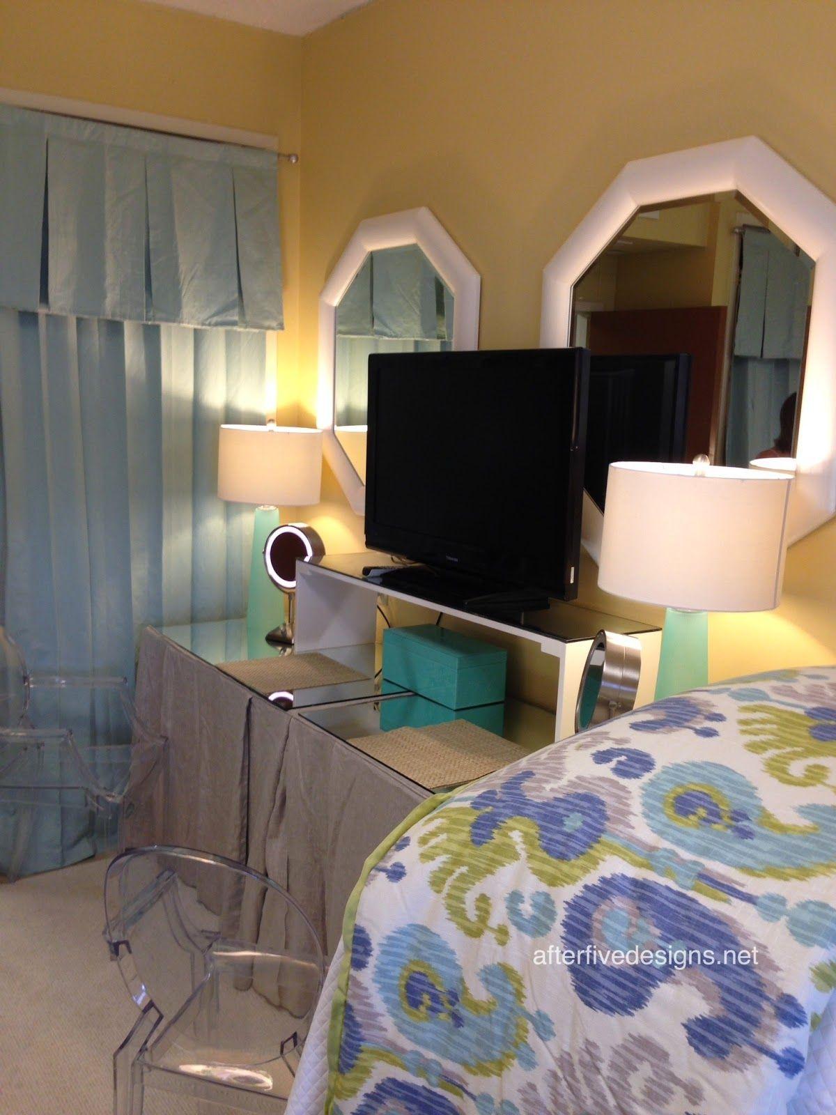 Ole Miss Martin Dorm Room 2 Rooms 2017