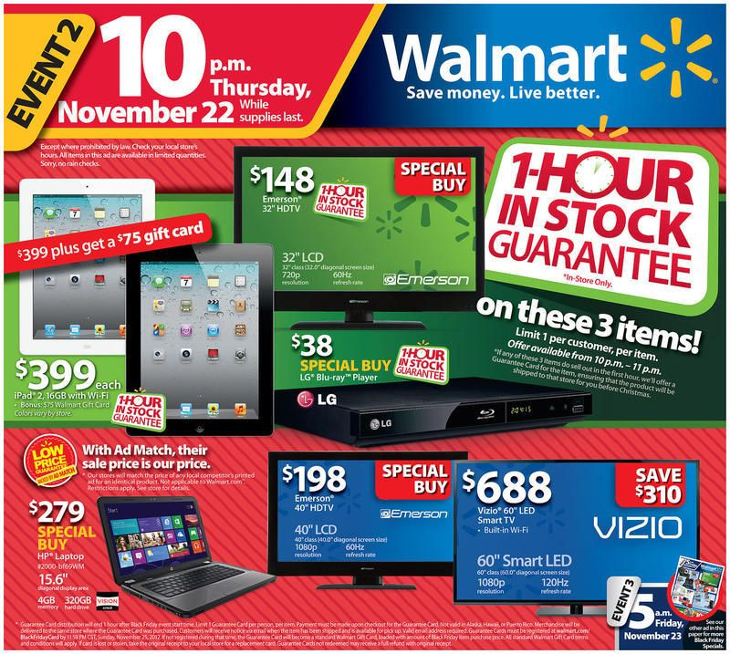 walmart ad scan 2163 - Does Walmart Close On Christmas