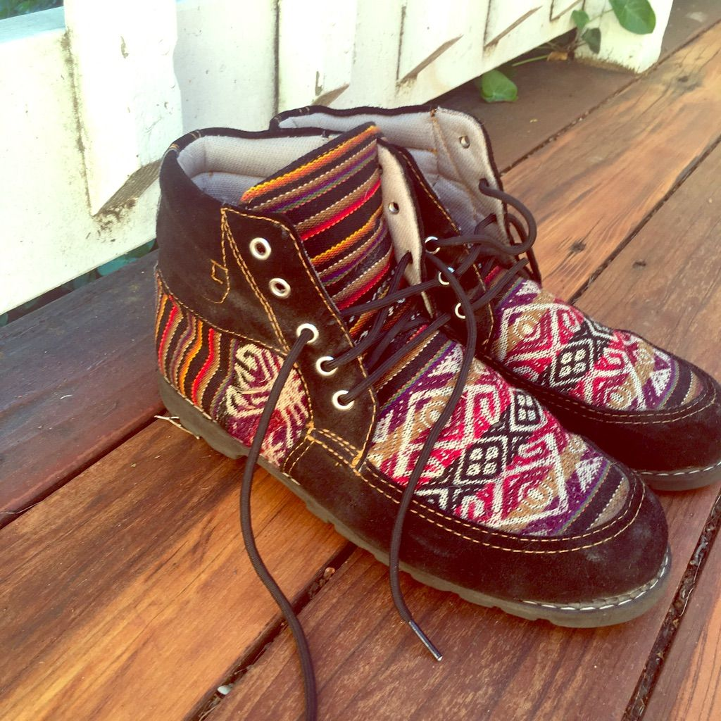 *Authentic Peruvian Boots (For Men Or Women)