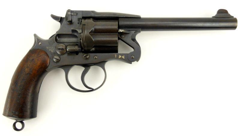 Enfield MKII .476 (AH3490) - Collectors Firearms