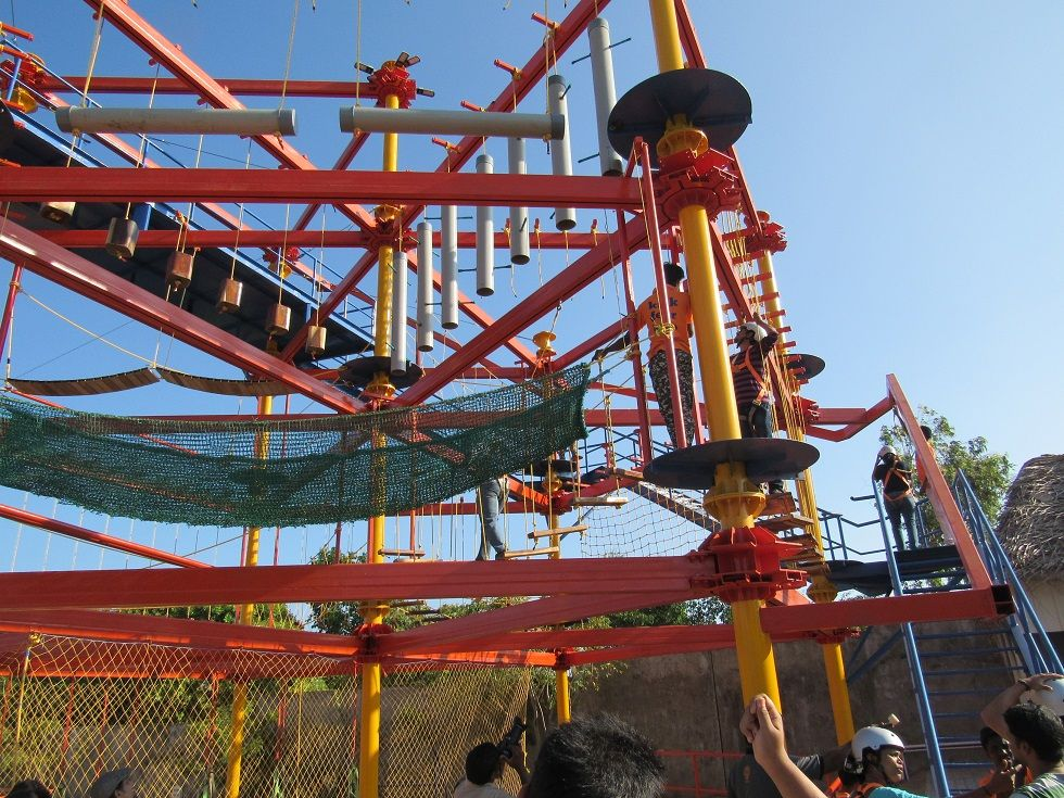 Adventure Games Theme Park in Chennai: Wild Tribe Ranch, ECR