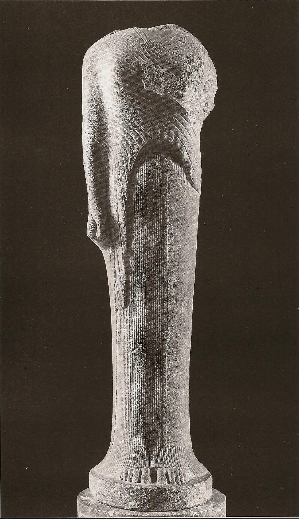 Hera, Samos ong. 570 v.Chr