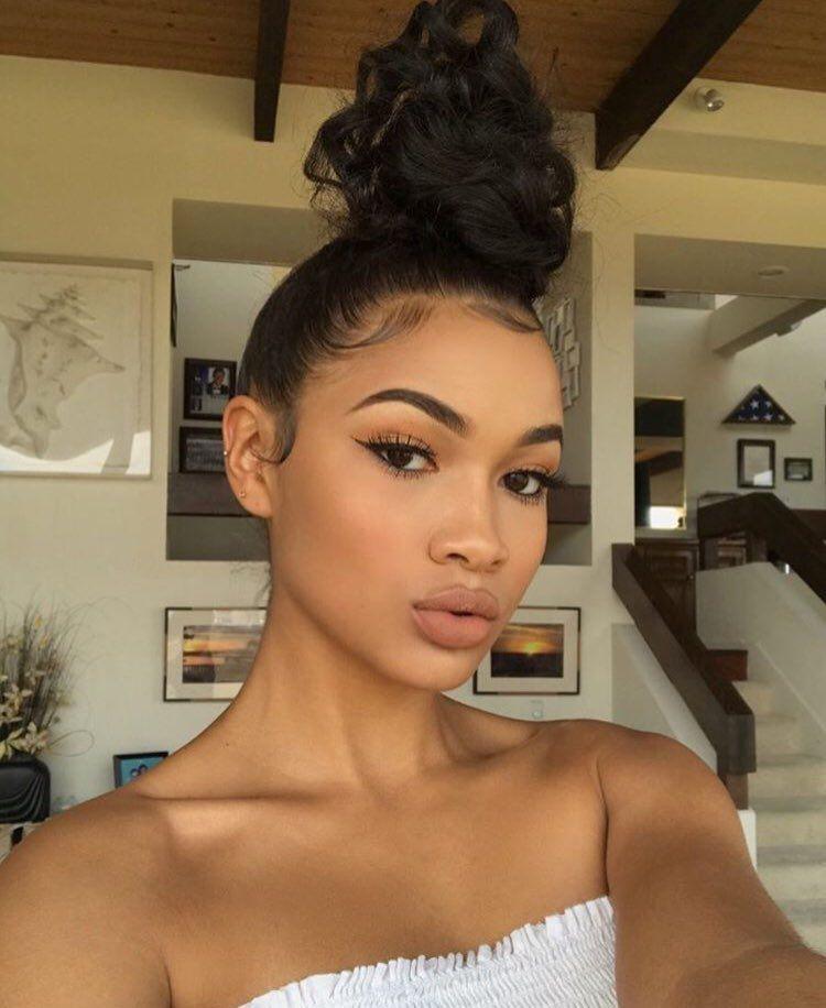 Coaches Daughter Lonzo Ball Baddie Hairstyles Hair Makeup Hair Styles