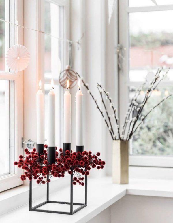 10 Beautiful Christmas Decor Ideas from Scandinavia