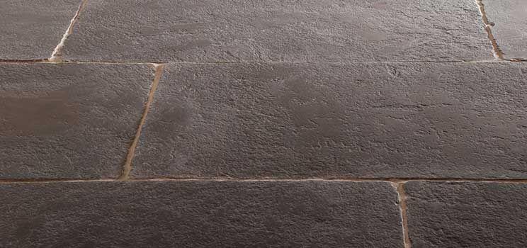 Assymetric Design Rustic Natural Stone Flooring Rustic Granite Floors In Granite Floor Style The House Fl Natural Stone Flooring Stone Floors Rustic Flooring
