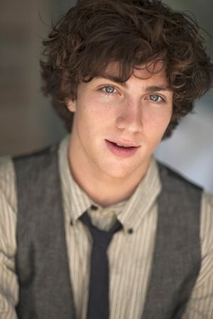 I Have Such A Weakness For Jew Fros And Blue Eyes Aaron Johnson