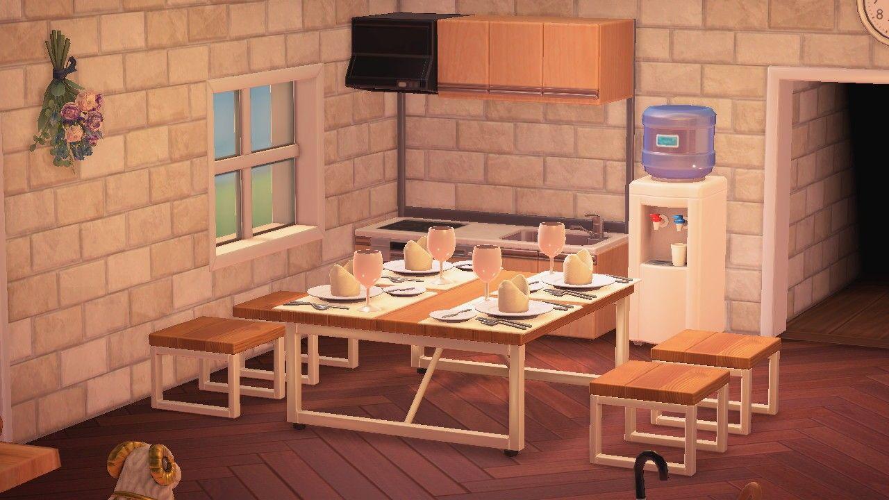 Acnh Living Room New Animal Crossing Living Room Designs Living Room Kitchen