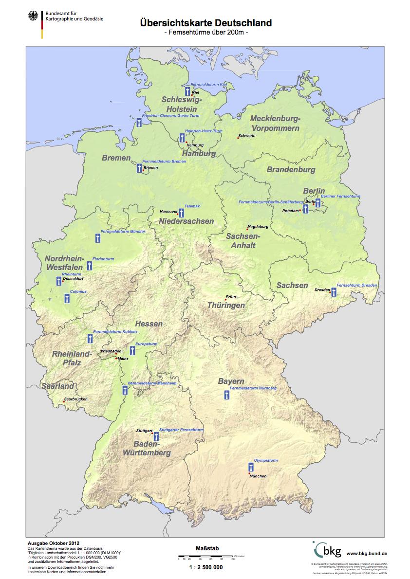 Karte Baden Württemberg Kostenlos.19 Landkarten Die Dir Eine Komplett Neue Sicht Auf Deutschland