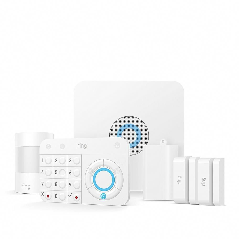 Ring Alarm Smart Do It Yourself Security System With Extra Sensor Homesecuritysystems