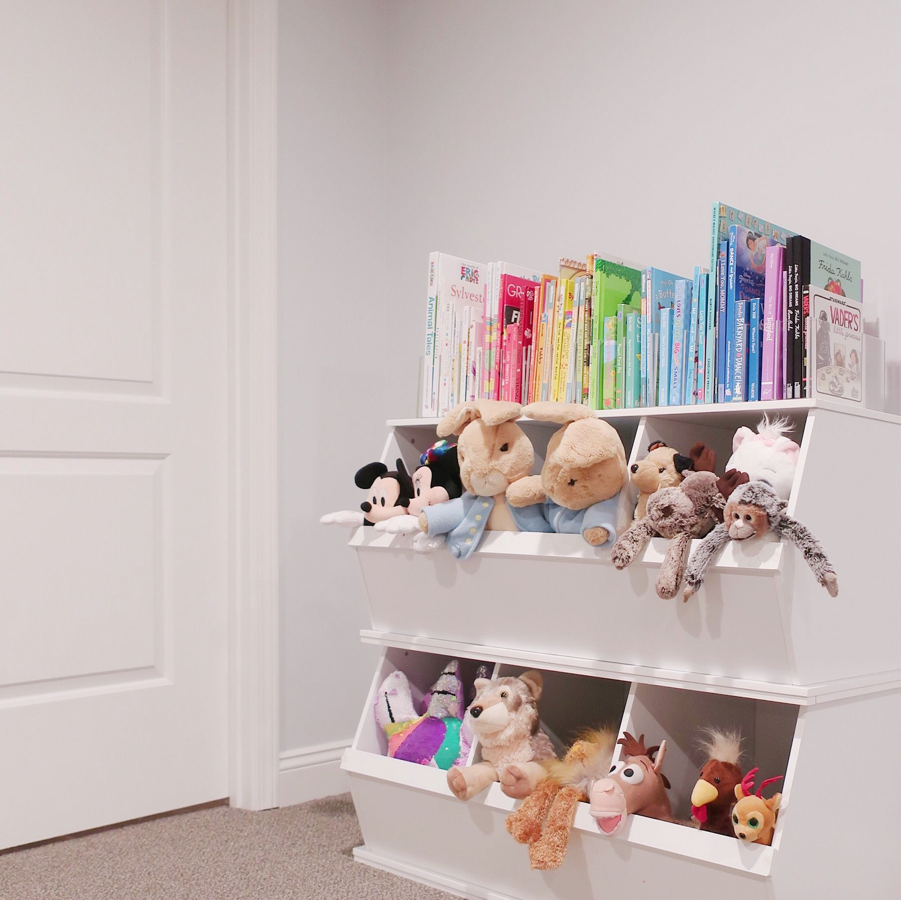 Toy Cubbies Kids Room Design Kids Room Organization Baby Room Design