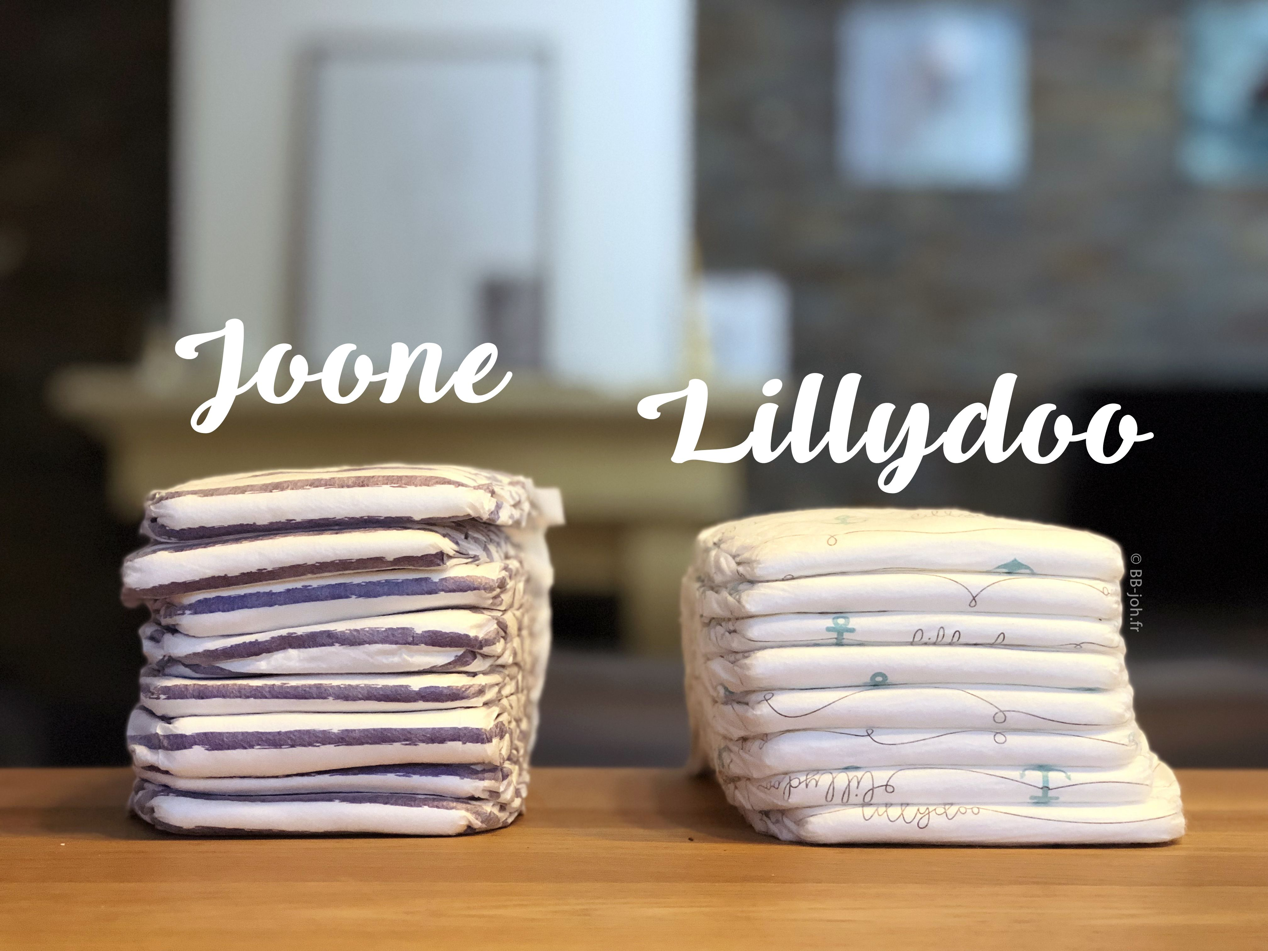 Lillydoo Vs Joone Test Des Couches En Abonnement Baby Mom Beauty