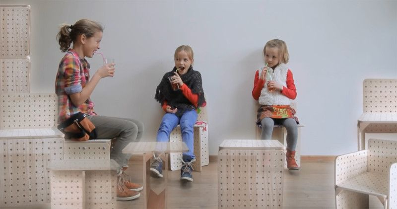 Award Entry: 'Mydesign′ by Noëlle Ingeveldt – Home Interior Design entry: Mydesign furniture Mydesign is a toy kit for children that allows them to draw up, construct and design their own furniture. Children from 6 years and up can independently build their own toys due the kit's straightforward and solid constructionsystem. It has numerous construction options and decoration materials that enable children to keep redesigning furniture according to their own style and vision...