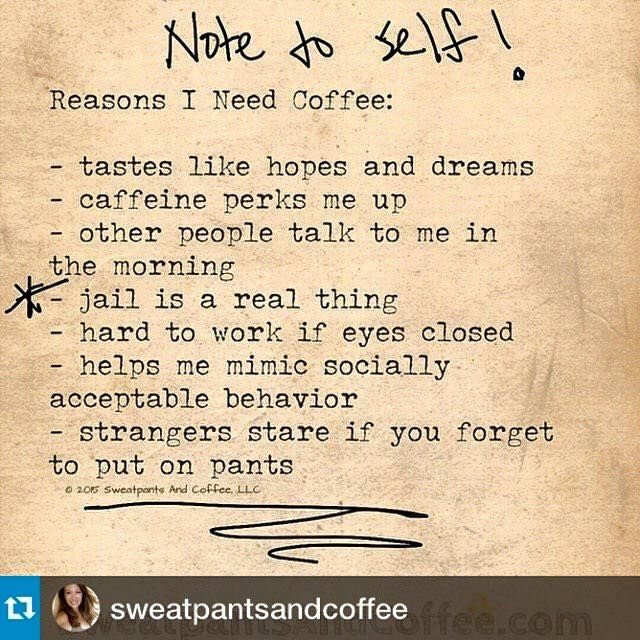 Via Sweatpants and Coffee (found on Facebook)
