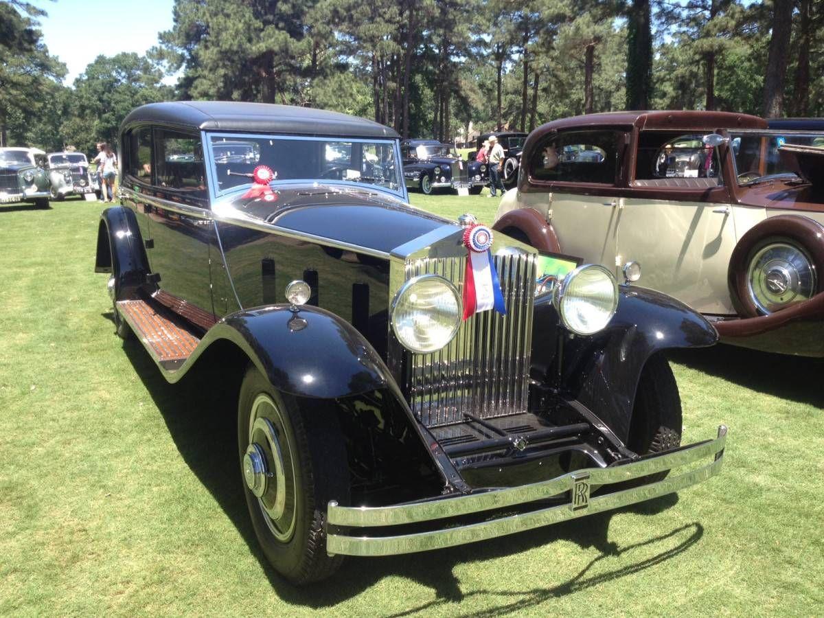 1933 RollsRoyce Phantom II Henley Sport Sedan Rolls