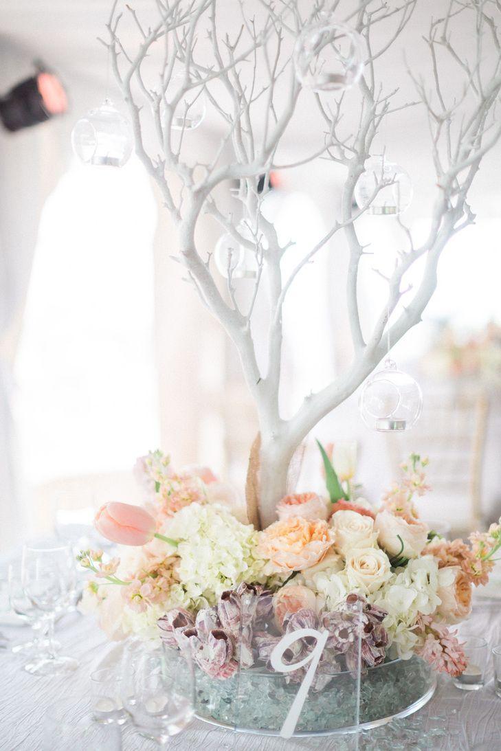 Manzanita Branches For Weddings Wedding Decorations Wedding Centerpieces Wedding Table