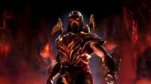 Pin By Prahoveanu Gabi On Underworld Mortal Kombat X Wallpapers Mortal Kombat Scorpion Mortal Kombat