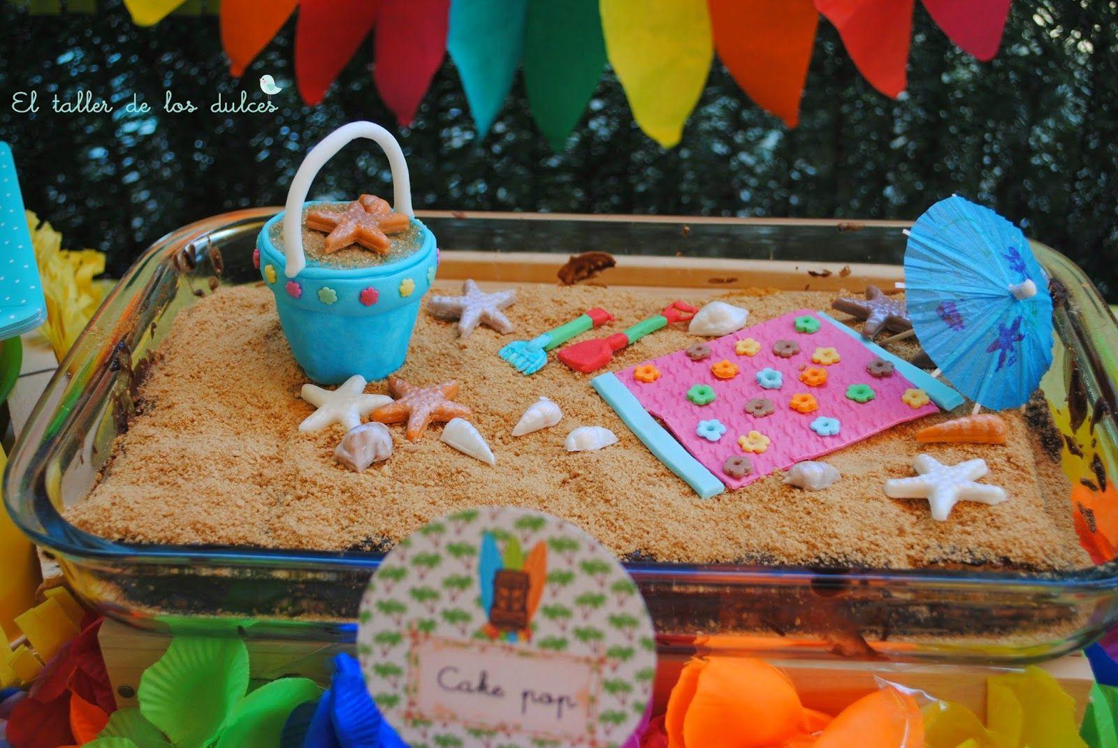 Fiestas y cumplea os ideas decoraci n tropical verano - Fiesta cumpleanos infantil ...