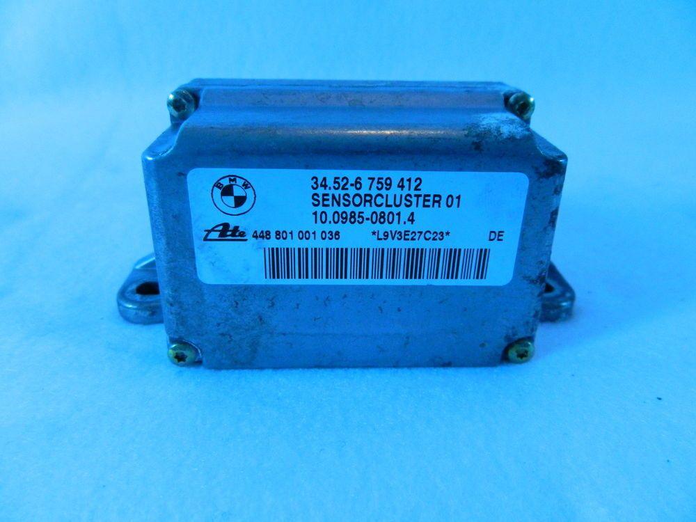 2006 Bmw Z4 Fuse Box