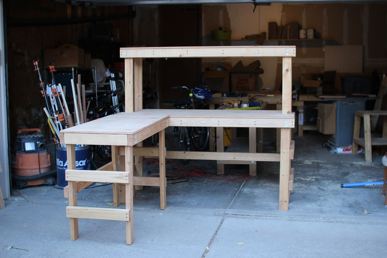 Pdf Plans Workbench Plans Corner Download Setting Up A Small