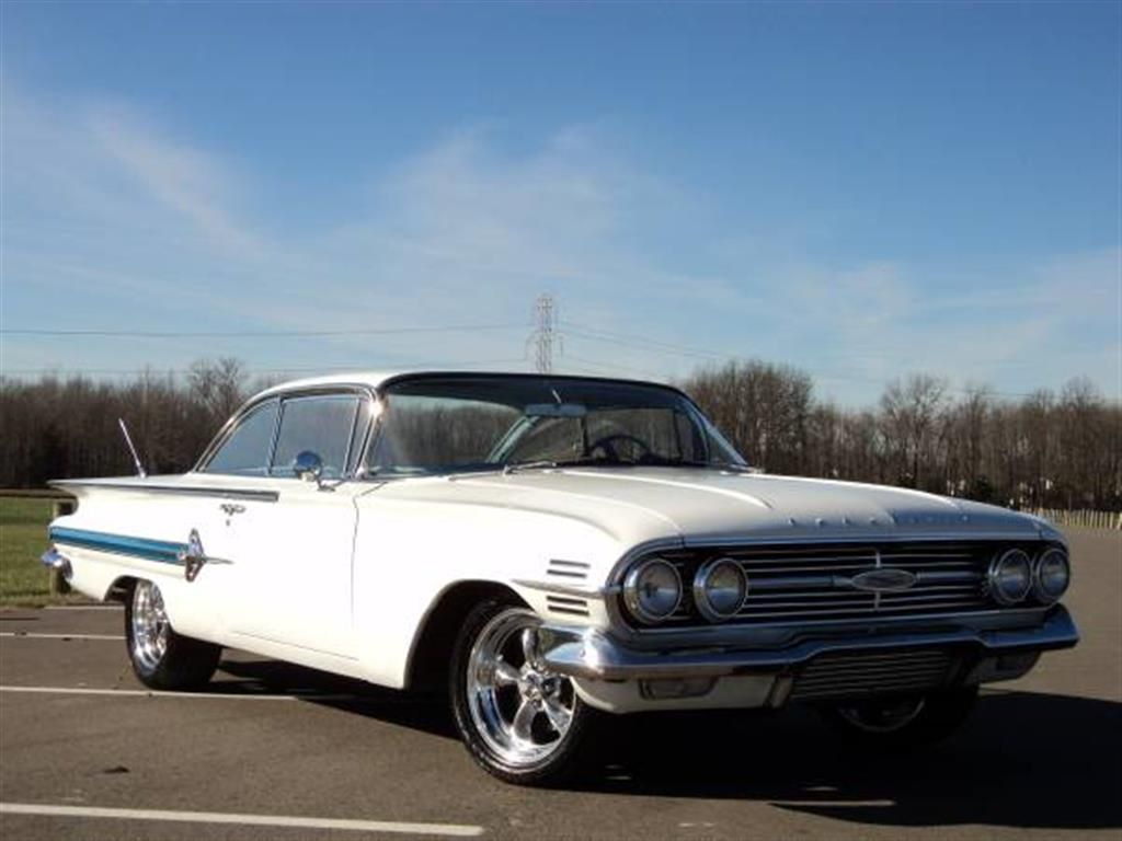 1960 Chevrolet Impala Magnusson Classic Motors In Scottsdale Az Us For Sale 179784 Chevrolet Impala