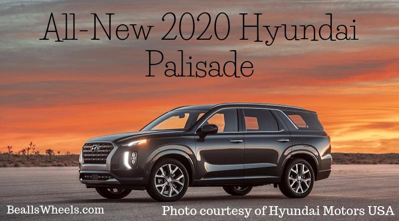 AllNew 2020 Hyundai Palisade Hyundai, Hyundai suv, New