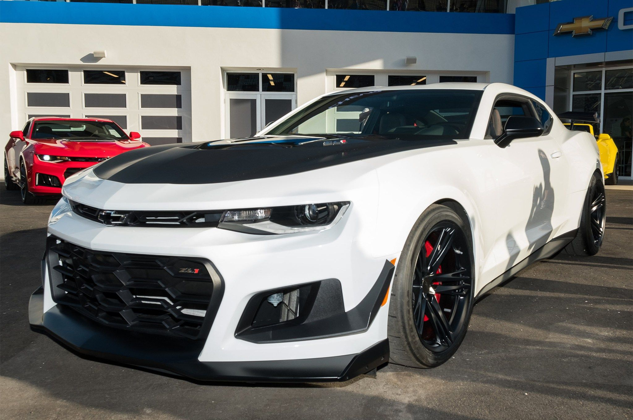 2018 Chevy Camaro Z28 Price Release Date Interior Engine