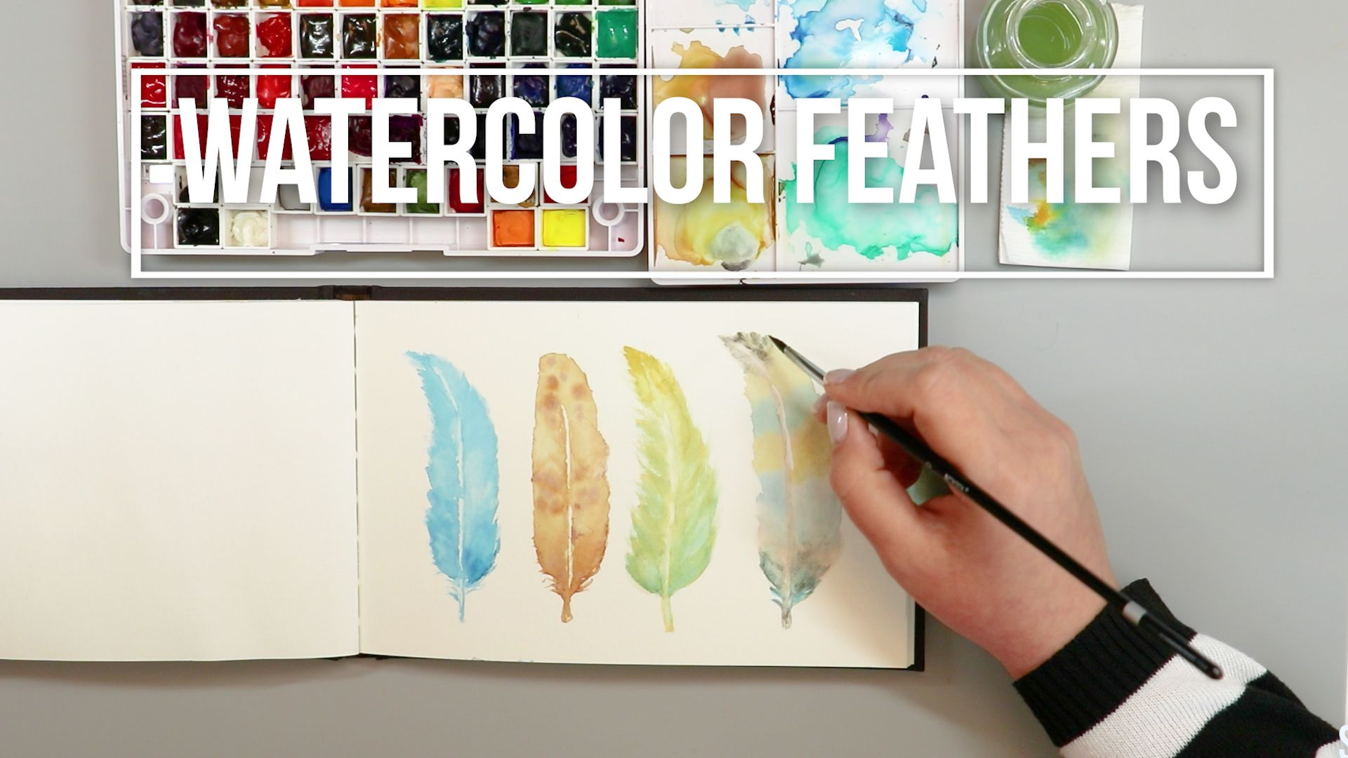 Pin by AllynArtStudio on Art Techniques Watercolor