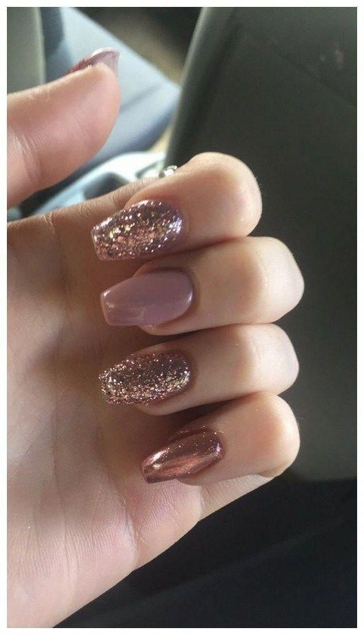 43 Crazy-Gorgeous Nail Ideas for Coffin Shaped Nails | Page 2 of 4 | StayGlam