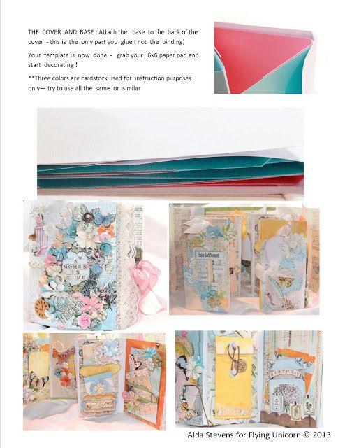 Flying Unicorn: WCYDW - Flip Card Book