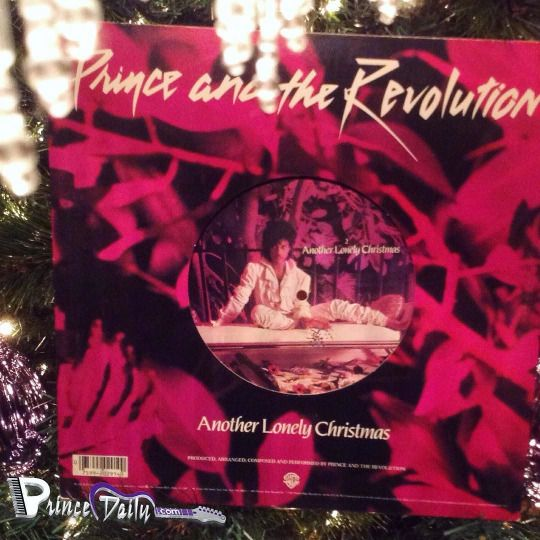 Prince Daily — Unconventional Christmas song: Another Lonely ...